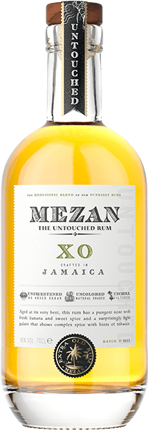 Mezan Rum - Jamaica XO - Blended Collection