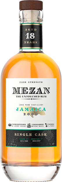 Mezan Rum - Jamaica 2000 - Single Cask Collection