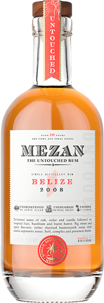 Mezan Rum - Belize 2008 - Vintages Collection
