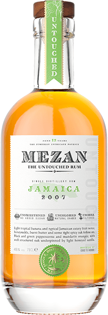Mezan Rum - Jamaica 2007 - Vintages Collection