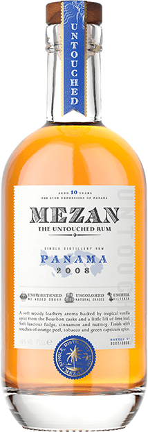 Mezan Rum - Panama 2008 - Vintages Collection