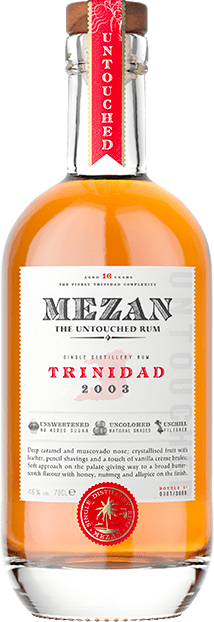 Mezan Rum - Trinidad 2003 - Vintages Collection