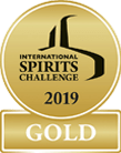 Gold medal - International Spirits Challenge 2019