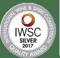 Silver medal - IWSC 2017